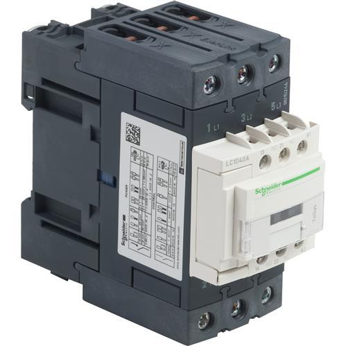 TESYS D CONTACTOR 3P(3NO) AC-3 440V 40A 220VAC COIL product photo