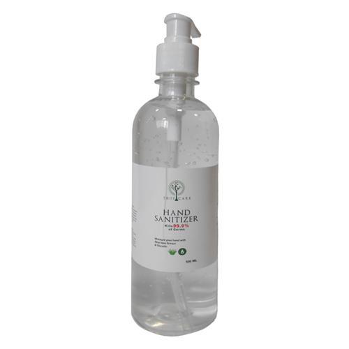 HAND SANITIZER 500ML 70% ALCOHOL GEL TYPE product photo