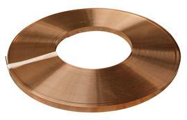 BARE COPPER TAPE 25X3MM 80MTRS+- product photo