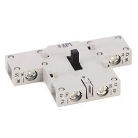 194E AUXILIARY CONTACT BLOCK 16-100A 2NO 2NC product photo