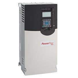 PF753 AC DRIVE IP20/IP00 400VAC 37A 18.5KW FLTR JMPR INSTALL product photo