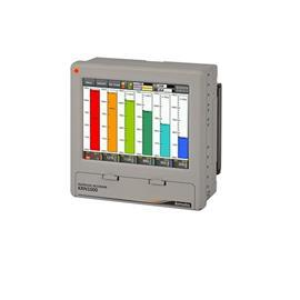 KRN1000 SERIES PAPERLESS RECORDER INPUT MULTI OPTION 4CH product photo