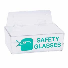 SAFETY GLASS HOLDER WITH COVER product photo