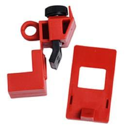 CLAMP-ON CIRCUIT BREAKER LOCKOUT 120/277V (6PCS/PKT) product photo