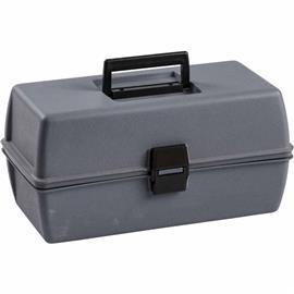 EXTRA-LARGE RUGEED PLASTIC TOOL BOX product photo