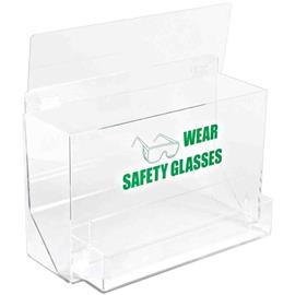 LARGE CAPACITY EYE PROTECTION DISPENSER product photo