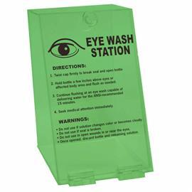 EYE WASH STATION SINGLE BOTTLE product photo
