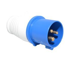 COUPLER PLUG 16A 3P 240V IP44 6H product photo