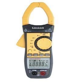 AUTO RANGE DIGITAL CLAMP METER TRUE RMS 1000A AC/DC product photo
