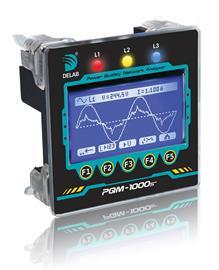 PQM-1000S POWER QUALITY NETWORK ANALYZER product photo