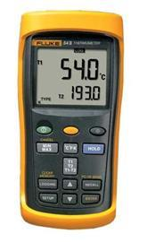DUAL INPUT DIGITAL THERMOMETER 50HZ product photo