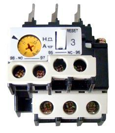 TR-5-1N/3 THERMAL OVERLOAD RELAY 6-9A product photo