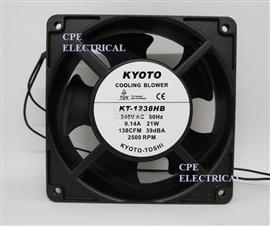 "FAN 240VAC 4"" WIRE TYPE product photo"