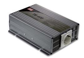 TS-400 TRUE SINE WAVE DC-AC POWER INVERTER 24VDC 230VAC 400W product photo