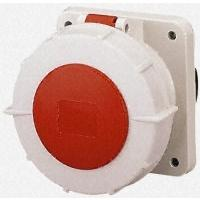 CEE-PANEL SOCKET 63A 5P 400V IP67 RED+BLACK product photo