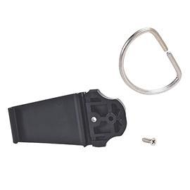 KIT:REPLACEMENT,BELT CLIP,RECHRGBL ALTAIR5 product photo