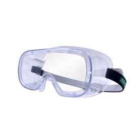 GOGGLE V-PROTECTOR NON VENTED, ANTI-FOG & CLEAR product photo
