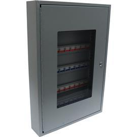 KEY CABINET WITH PERSPEX WINDOW 50 KEYS product photo