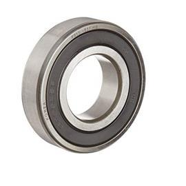 6202 DEEP GROOVE BALL BEARING RUBBER COVER 15MM ID 35MM OD product photo
