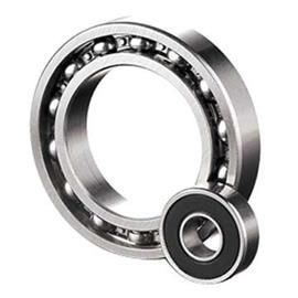 BALL BEARING WITH SNAP RING 17MM ID 40MM OD product photo