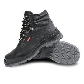 SUPERTEC R 1804 SAFETY SHOES BLACK SIZE 8 product photo