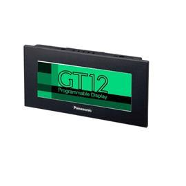 GT12 TOUCH SCREEN STN MONOCHROME LCD 3.5IN 24VDC RS232C BLAC product photo