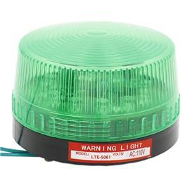 LED STROBE LIGHT 24VDC GREEN product photo
