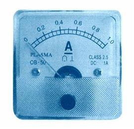DC VOLTMETER 50MMX50MM 30V product photo