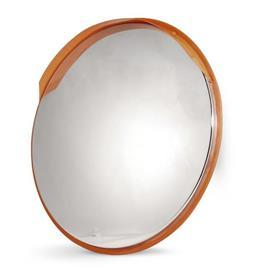 CONVEX MIRROR STAINLESS STEEL 600MM DIA product photo