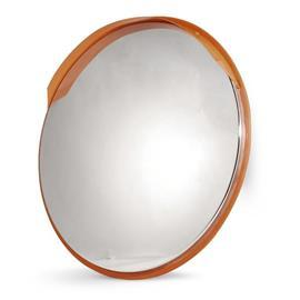 CONVEX MIRROR STAINLESS STEEL 800MM DIA product photo