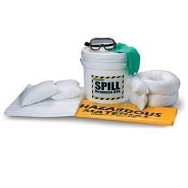 PORTABLE SPIL KIT OIL ONLY 18L product photo