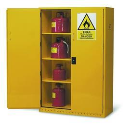SAFETY STORAGE CABINET 60GAL product photo