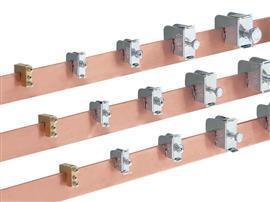 SV BUSBAR CONDUCTOR CLAMP 8X8MM product photo