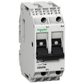 TESYS GB2 THERMAL-MAGNETIC CIRCUIT BREAKER 2P 2A ID=26A product photo