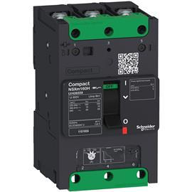 COMPACT NSXM F CIRCUIT BREAKER 36KA 3P 80A BUSBAR CONN product photo