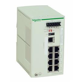 CONNEXIUM ETHERNET TCP/IP MANAGED SWITCH 8 PORTS product photo