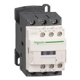 TESYS D CONTACTOR 3P(3NO) AC-3 440V 9A 240VAC COIL product photo