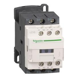 TESYS D CONTACTOR 3P(3NO) AC-3 440V 32A 24VDC COIL product photo