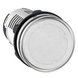 HARMONY XB7 ROUND PILOT LIGHT INTEGRAL LED 240V CLEAR product photo