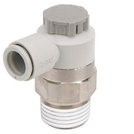 "SPEED CONTROLLER WITH FITTING 10MM TUBE1/2"" PIPE product photo"