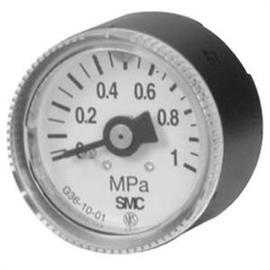 ANALOGUE POSITIVE PRESSURE GAUGE 0.7MPA 1/8 RPT product photo