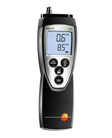 TESTO 512 PRESSURE METER 0 TO 200HPA product photo