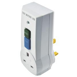 SAFETY BREAKER RCD ADAPTOR 230VAC product photo