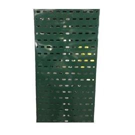 "EPOXY POWDER COATING CABLE TRAY G20 4"" GREEN product photo"