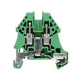 WPE 4N PE TERMINAL GREEN/YELLOW 480A 4MM2 500V product photo