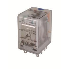 DRE270730L D-SERIES DRE RELAY 2CO AG ALLOY 230VAC 5A product photo