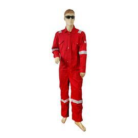 FRC COVERALL 260GSM RED SIZE L product photo